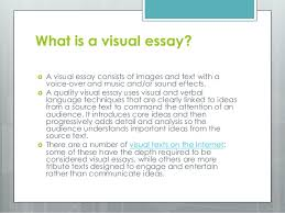 visual essay examples twenty hueandi co visual essay examples