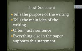 elements of expository essays