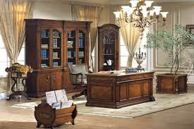 Upscale Home Office Furniture