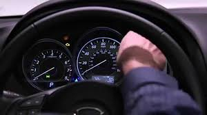 How To Use The Dashboard Illumination Dimmer In The 2015 Mazda6