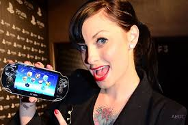 <b>Linda van de Mars</b> at the Playstation Vita launch party at Prince Charles <b>...</b> - DSC_3672.jpg_700