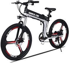 Profun 26 Inch <b>Folding Electric</b> Bicycle Bike E-bike 2018 <b>New</b> ...
