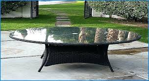 coffee table glass top replacement replacement glass table top for patio furniture bay patio furniture replacement