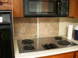 Stick On Backsplash For Kitchen Kitchen 32 Cheap Backsplash Ideas For The Kitchen For Simple