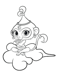 Shimmer And Shine Coloring Pages Beautiful Gallery Of Nick Jr
