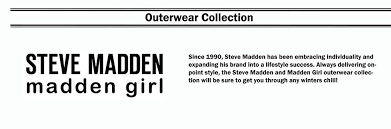 Madden Girl Womens Puffer Jacket With Faux Fur Hood