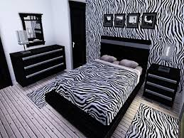 Zebra Bedroom Decorating Ideas Awesome Inspiration Design