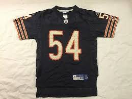 Nfl Reebok Jersey Brian Urlacher 54 Chicago Bears Youth