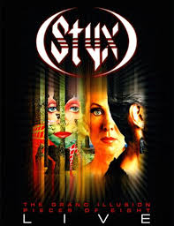 Watch The Grand Illusion / <b>Pieces of</b> Eight - <b>Styx</b> online - Qello ...