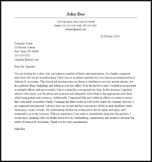 professional clerical cover letter sample create cover letter clerical cover letter samples