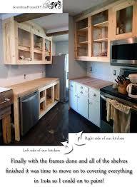 how to build kitchen cabinets grandmashousdiy
