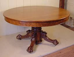 antique clawfoot table and chairs amazing claw foot dining room ideas interior design 24