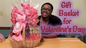 diy valentine s day gift basket