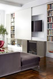 Tv Decorating Ideas Best 25 Hide Tv Ideas Only On Pinterest Tv Above Fireplace Tv