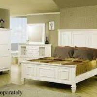amazon bedroom set. amazon com 4pc king size bedroom set cape cod style in white t