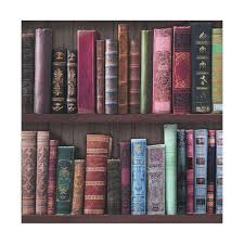 find and s from real near you bookshelf wall paper graham brown fresco wallpaper small shaped