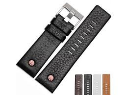 burei calfskin leather watch band suitable for men s sel watches 24mm 26mm
