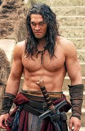 Resultado de imagen de Guerrero primitivo en la película Cónan el bárbaro