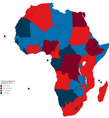 List Of African Countries By Population Wikipedia