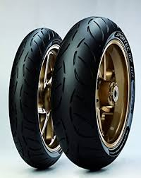 Metzeler Sportec M7 RR Front Motorcycle Tire 120 ... - Amazon.com