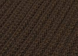 12 square large 12x12 rug mink brown braided indoor