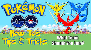 pokemon go how to s tips tricks choosing teams their pokemon go how to s tips tricks choosing teams their benefits valor instinct mystic