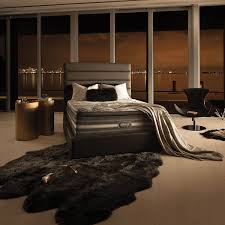 simmons beautyrest black. Contemporary Black Amazoncom Beautyrest Black Natasha Plush Pillow Top Mattress King  Kitchen U0026 Dining And Simmons C
