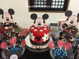 charm s cakes mickey mouse dan