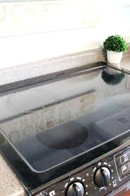 glass stove top get your glass top sparkling with just glass top stove burner repair