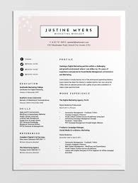 Digital Resume Templates Resume What Ise Best Resume Template To Use Word Download