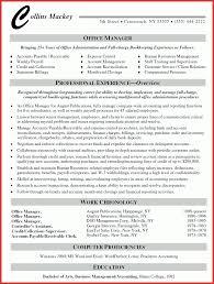 Inspirational Admin Manager Resume Format India Npfg Online