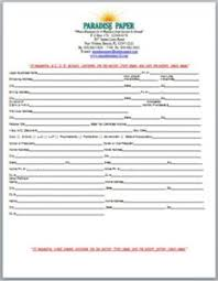 Personal Credit Application Form Hunecompany Com