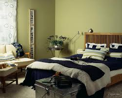 Small Green Bedroom Coolest Green Bedroom Colors Decor To Give Refreshing Nuance
