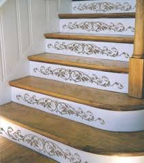 91 best stair risers decorating ideas images on stairs painting stair treads and risers