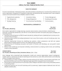Product Manager Resume Classy Product Manager Cv Canreklonecco