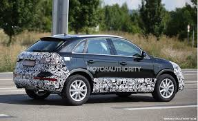 audi q3 2018 spy. audi rs q3 spy shots motor authority share the knownledge 2016 2018