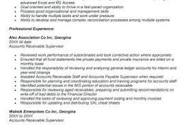 Free Professional Resume » Accounts Payable Resume Sample ...