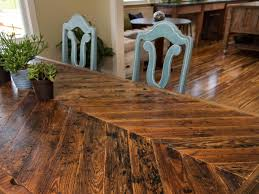 how to build a dining table with reclaimed materials