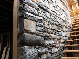 stone walls design trendy