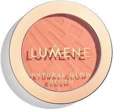 <b>Румяна для лица</b> Lumene Natural Glow Blush, тон №01, — купить ...