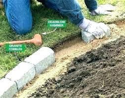 brick edging landscape edging bold idea landscaping brick club brick garden edging bunnings