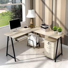 easy double resistant home computer desk desk home desktop computer desk corner desk modern minimalist