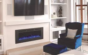 one of the great things about our electric fireplaces is the ability to locate or relocate the fireplace anywhere in your home