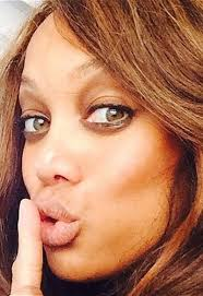 named as world supermodel tyra banks without makeup face actually looks so diffe and will surprised you we wont say she looks ugly without makeup