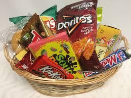 sweet salty basket
