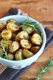 Simple Herb Roasted Potatoes I Love Vegan