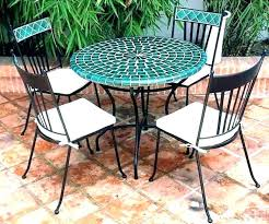 mosaic bistro table mosaic bistro table small mosaic patio table mosaic bistro table and chairs small mosaic bistro table