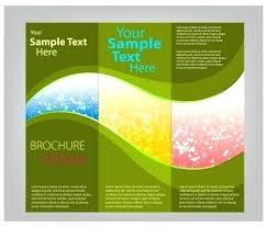 Brochure Templates Free Tri Fold Flyer Templates Word Tri
