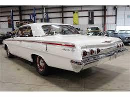 1962 Chevrolet Impala for Sale | ClassicCars.com | CC-987353