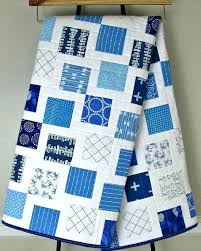 Blue And White Ohio Star Quilt Never Washed Ebay Blue And White ... & Blue And White Quilts Ralph Lauren Red White And Blue Quilts Patterns Blue  And White Quilts ... Adamdwight.com